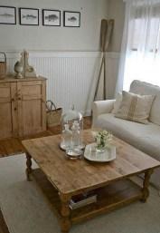 The Best Coastal Theme Living Room Decor Ideas 37