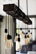 The Best Farmhouse Lights Design Ideas To Get A Vintage Impression 24