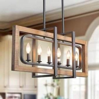 The Best Farmhouse Lights Design Ideas To Get A Vintage Impression 25