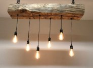 The Best Farmhouse Lights Design Ideas To Get A Vintage Impression 37