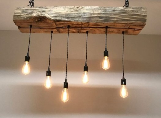 The Best Farmhouse Lights Design Ideas To Get A Vintage Impression 37