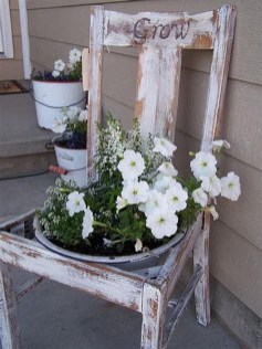 Best Easter Front Porch Decor Ideas 08