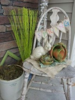 Best Easter Front Porch Decor Ideas 28