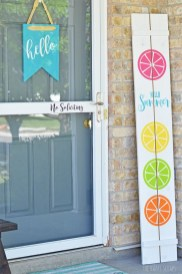 Best Easter Front Porch Decor Ideas 31