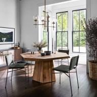 Elegant Modern Dining Table Design Ideas 13
