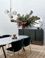 Elegant Modern Dining Table Design Ideas 14