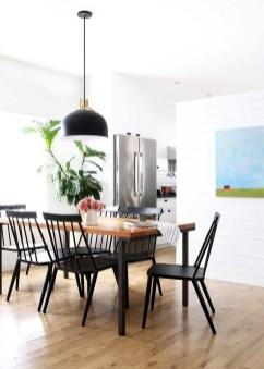 Elegant Modern Dining Table Design Ideas 22