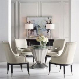 Elegant Modern Dining Table Design Ideas 29