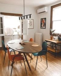 Elegant Modern Dining Table Design Ideas 36