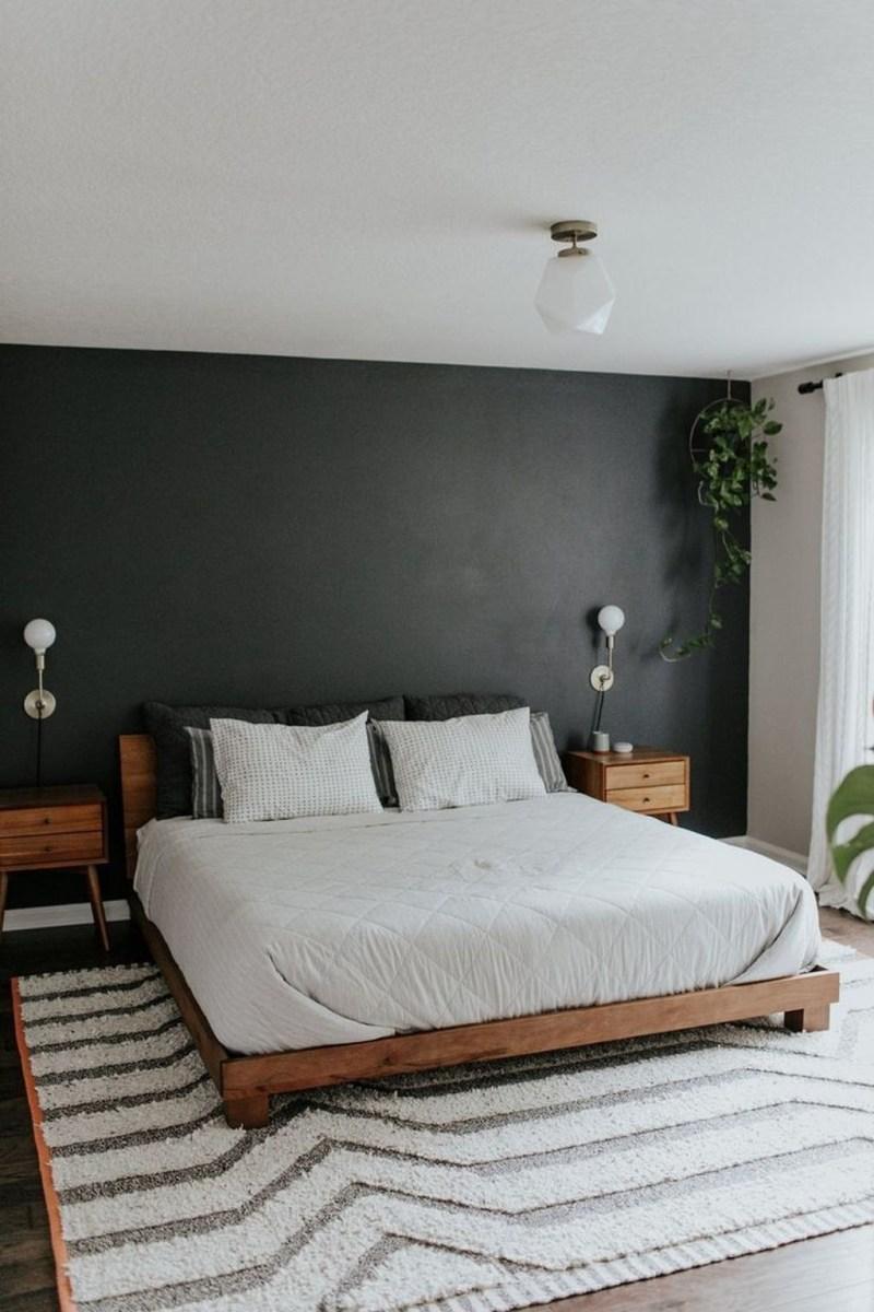 Gorgeous Modern Bedroom Decor Ideas 09