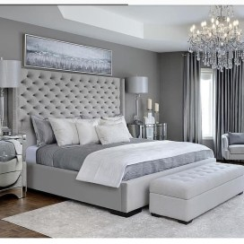 Gorgeous Modern Bedroom Decor Ideas 26