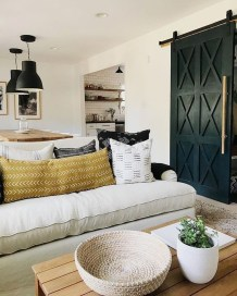 Luxury Modern Farmhouse Decoration Ideas 04