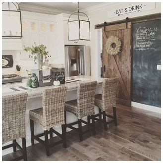 Luxury Modern Farmhouse Decoration Ideas 27