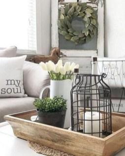 Luxury Modern Farmhouse Decoration Ideas 28