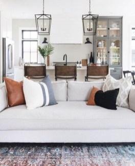 Luxury Modern Farmhouse Decoration Ideas 41