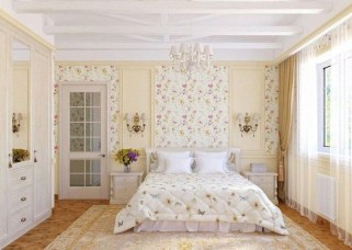 Perfect Spring Bedroom Decorating Ideas 32