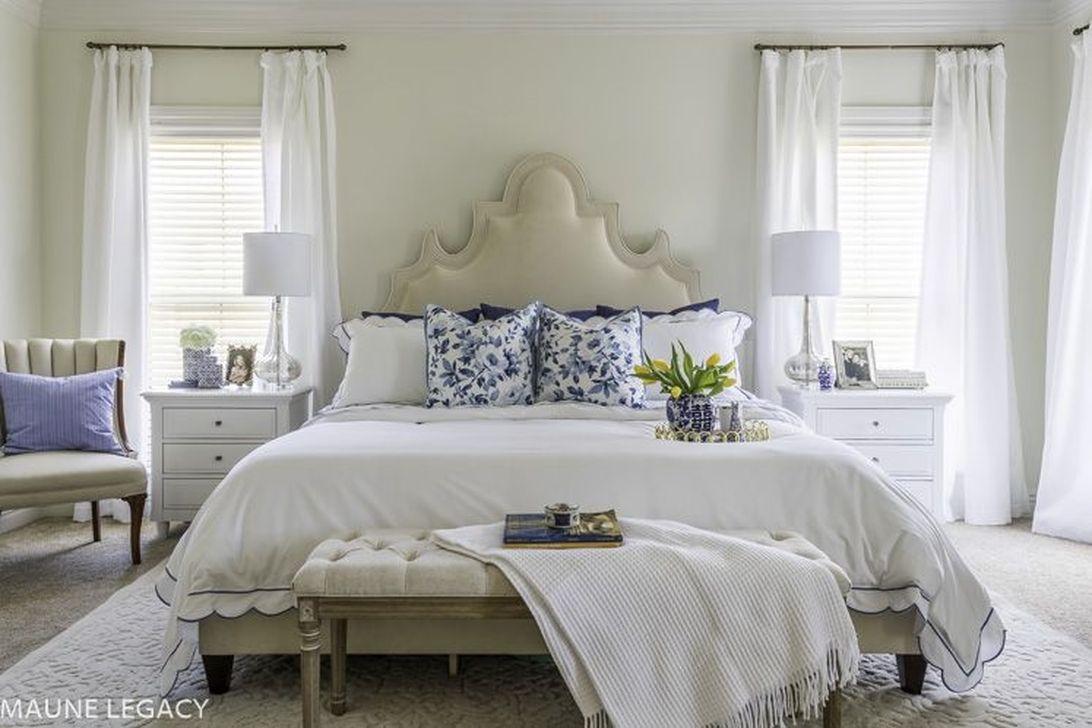 Perfect Spring Bedroom Decorating Ideas 38