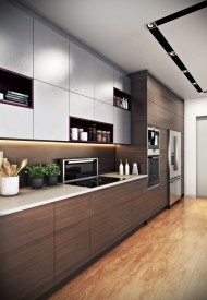 Stunning Modern Kitchen Design Ideas 13