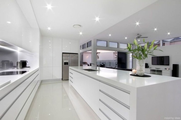 Stunning Modern Kitchen Design Ideas 26