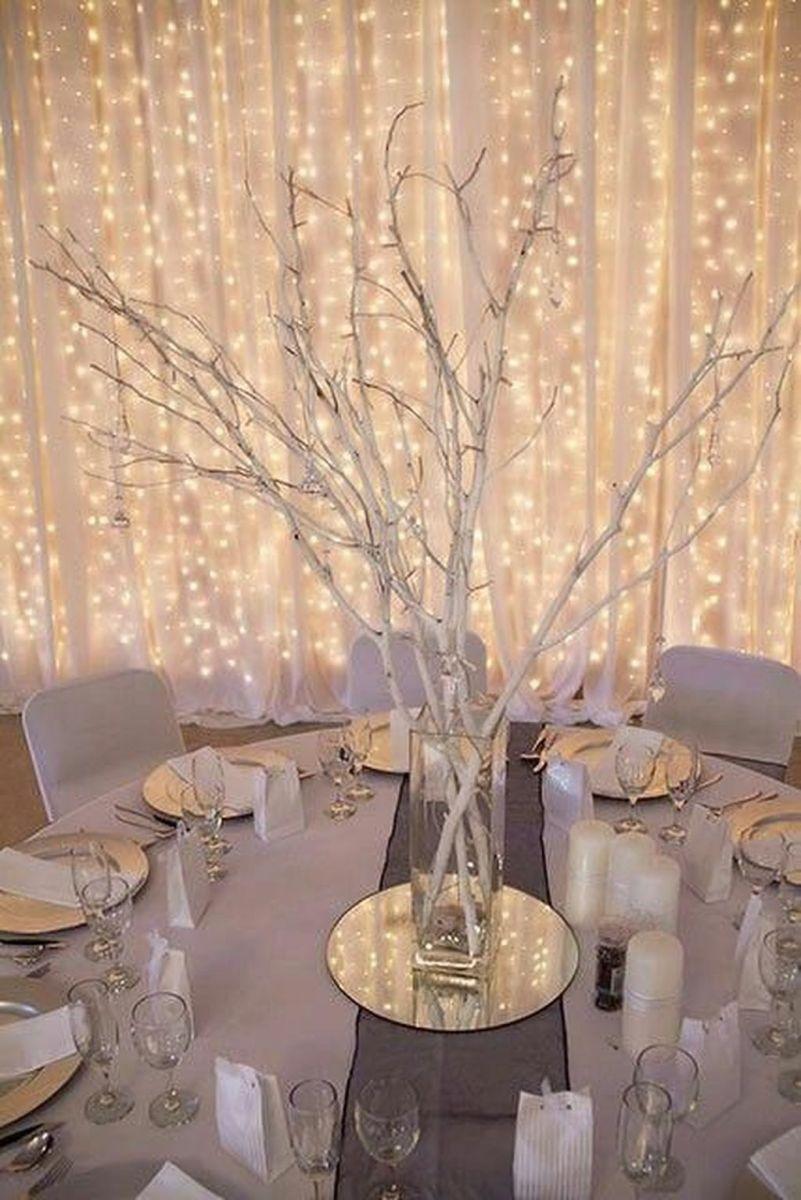 Beautiful Winter Wonderland Lighting Ideas For Outdoor And Indoor Decor 03