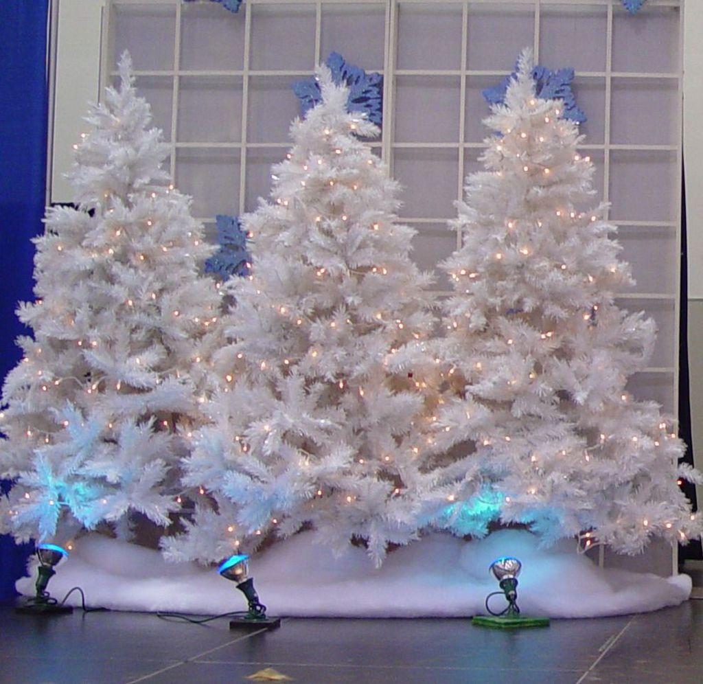 Beautiful Winter Wonderland Lighting Ideas For Outdoor And Indoor Decor 04