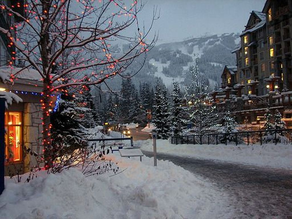 Beautiful Winter Wonderland Lighting Ideas For Outdoor And Indoor Decor 21