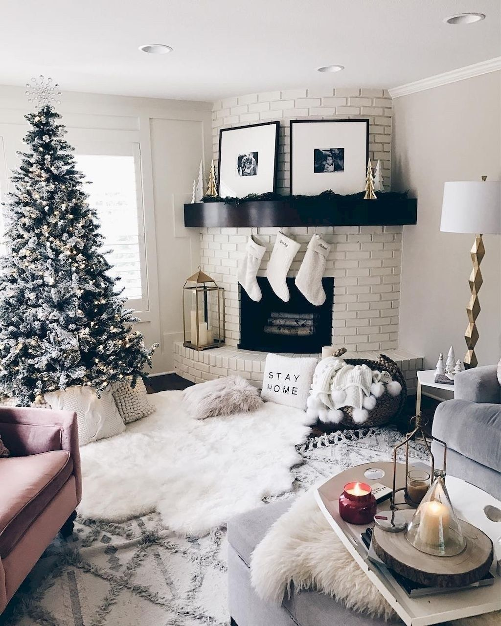 Fabulous Winter Home Decor Ideas You Should Copy Now 08