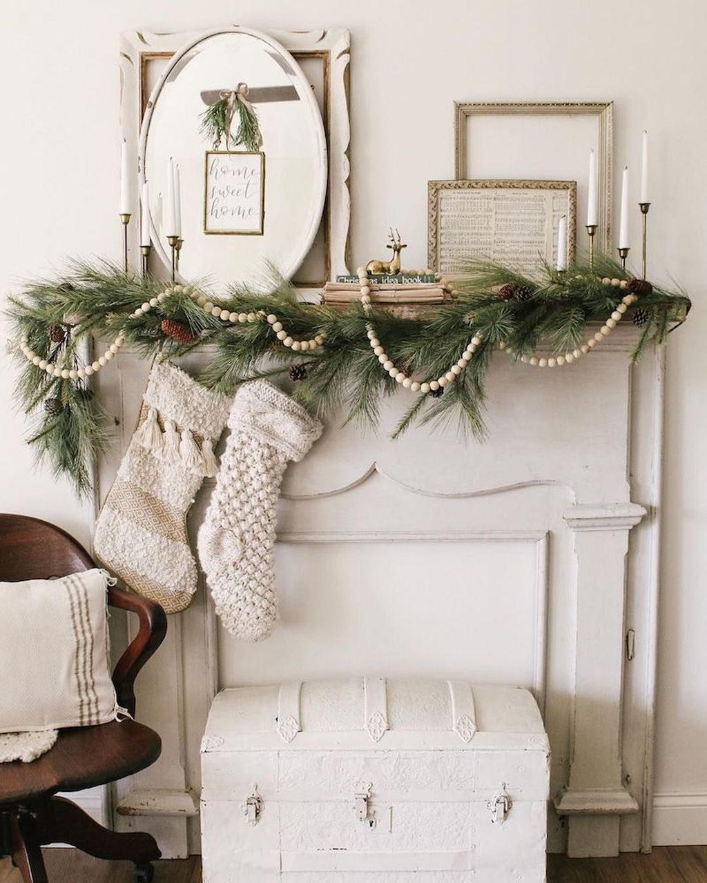 Fabulous Winter Home Decor Ideas You Should Copy Now 22