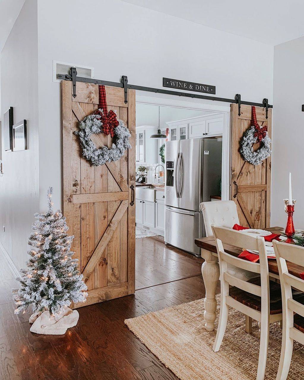 Inspiring Winter Kitchen Decor Ideas You Can Try 08