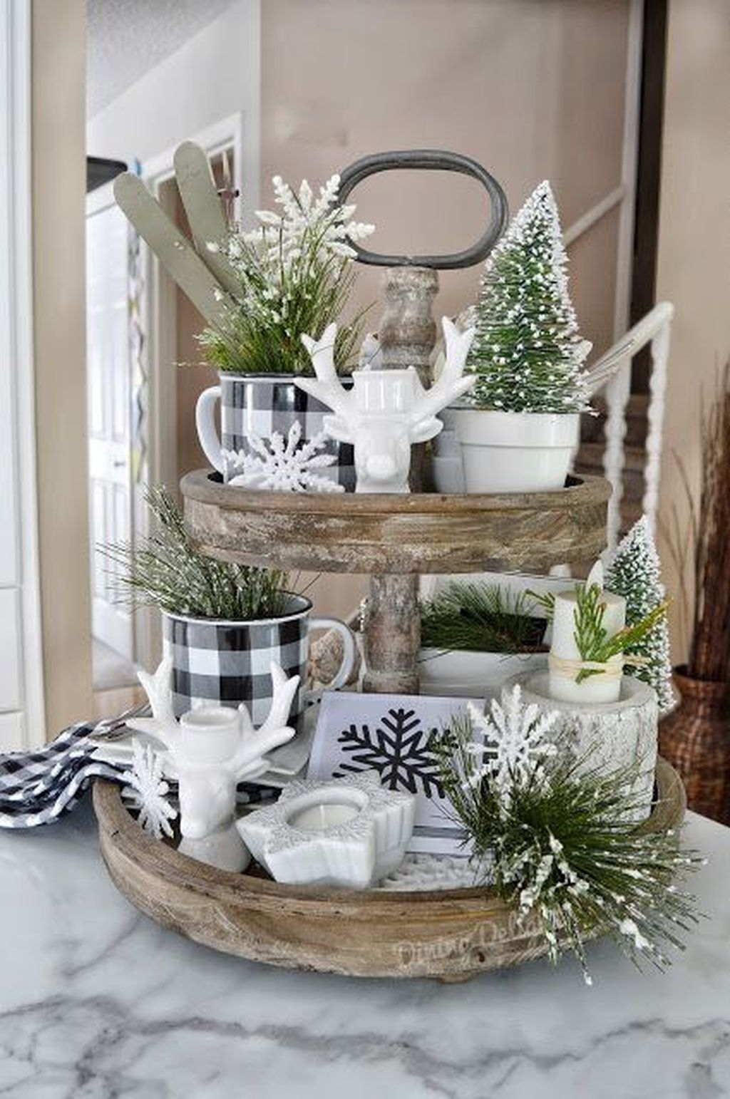 Inspiring Winter Kitchen Decor Ideas You Can Try 10