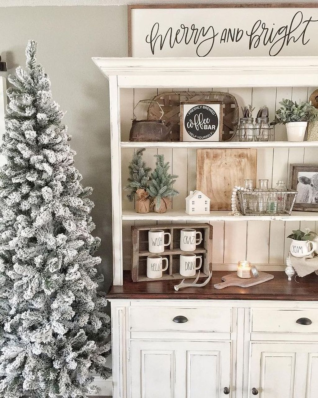 Inspiring Winter Kitchen Decor Ideas You Can Try 12