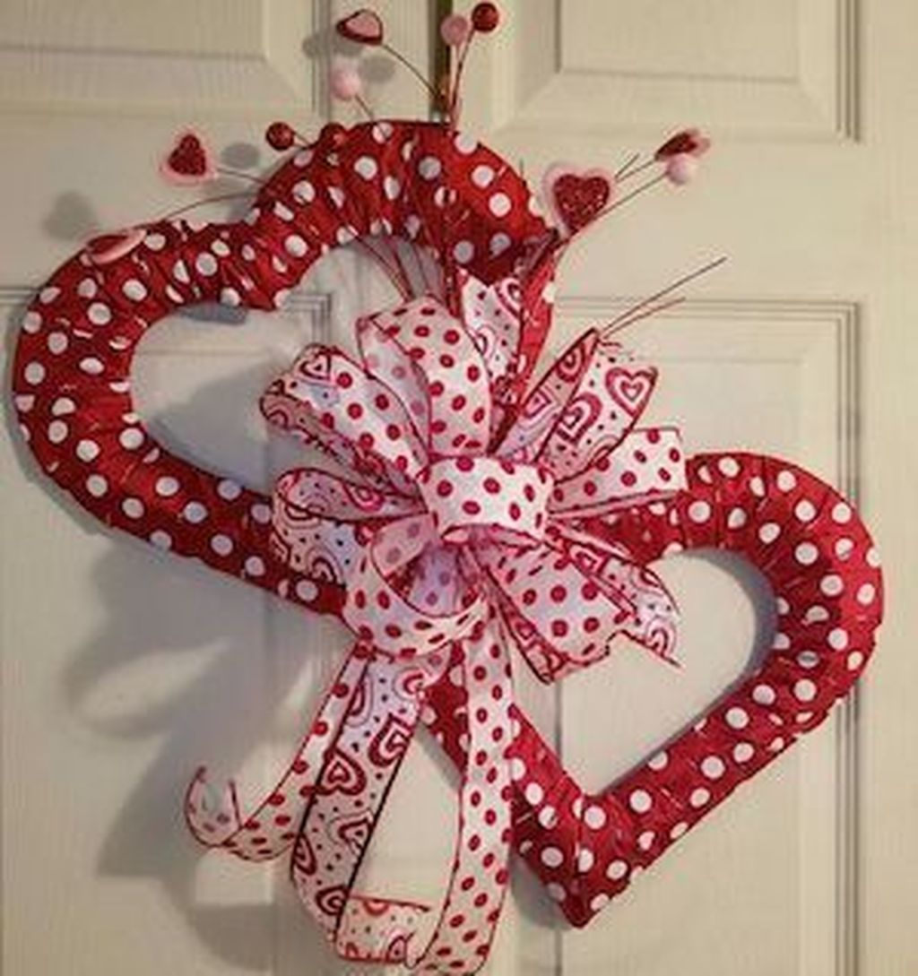 Inspiring Valentine Crafts Ideas For Your Home Decor 30