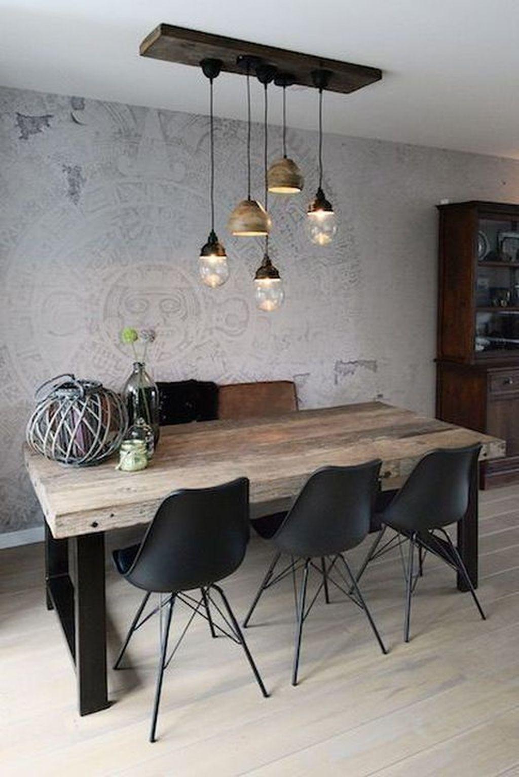 Popular Contemporary Dining Room Design Ideas 20