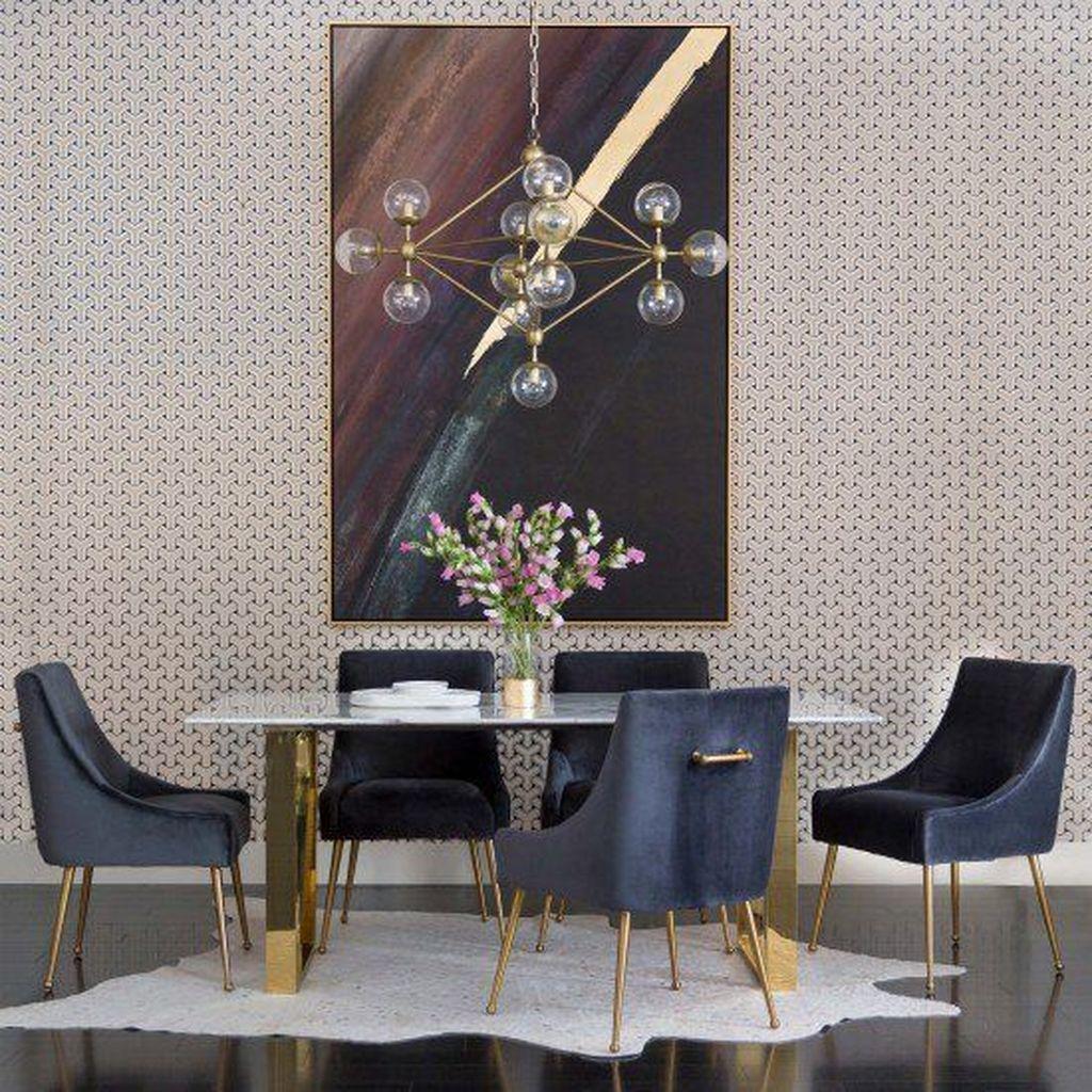 Popular Contemporary Dining Room Design Ideas 23