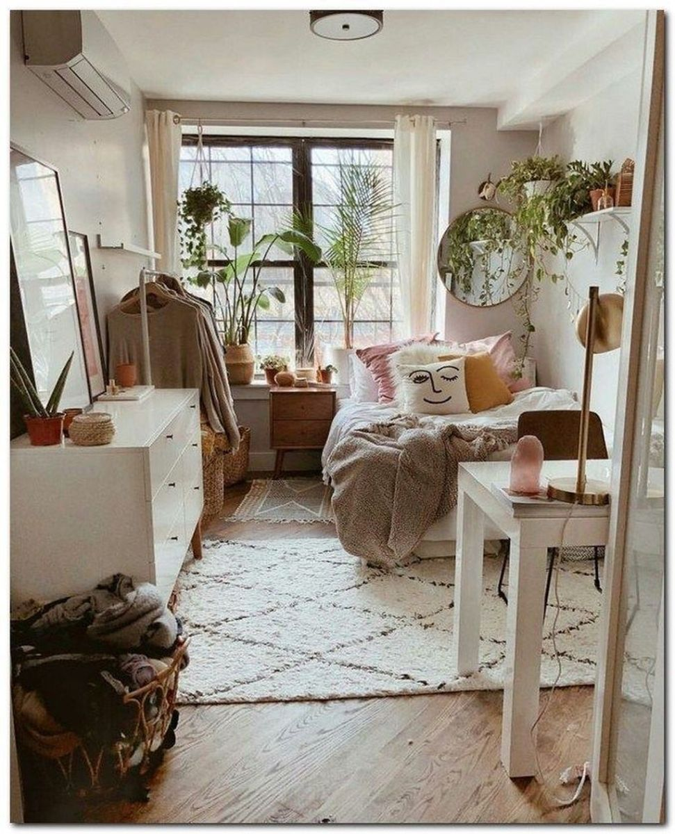 Admirable Small Bedroom Decor Ideas You Never Seen Before 23
