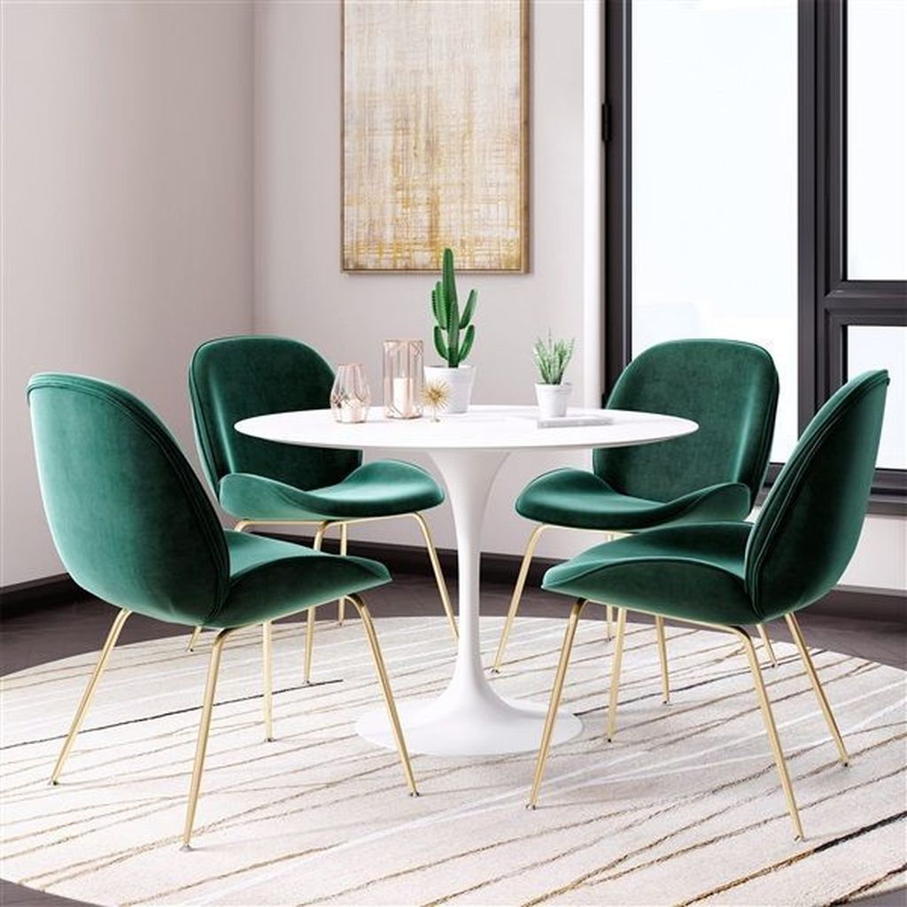 Amazing Modern Dining Room Design Ideas You Will Love 08