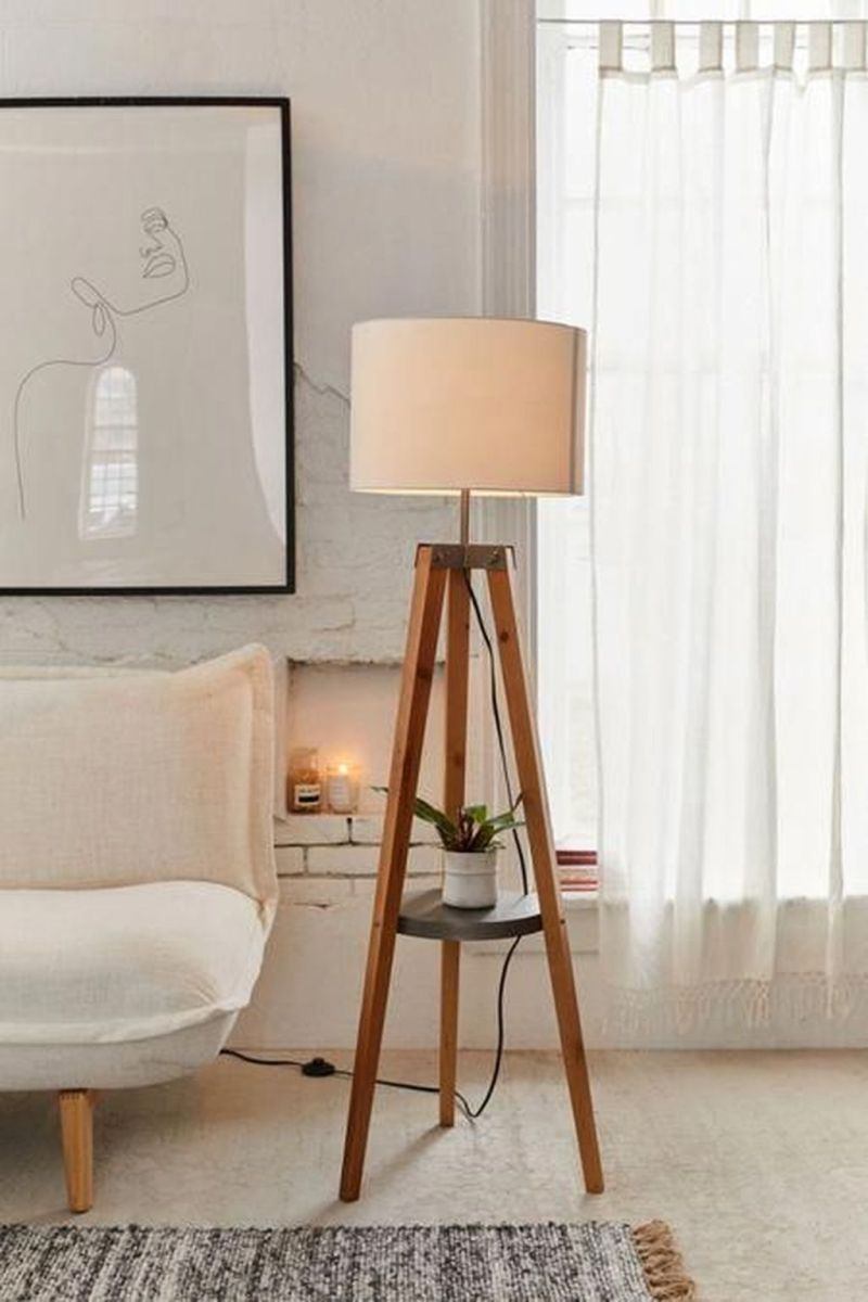 Awesome Living Room Lamps Design Ideas 05