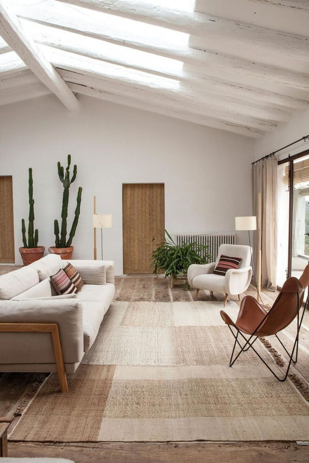 Awesome Minimalist Contemporary Living Room Decor Ideas 22