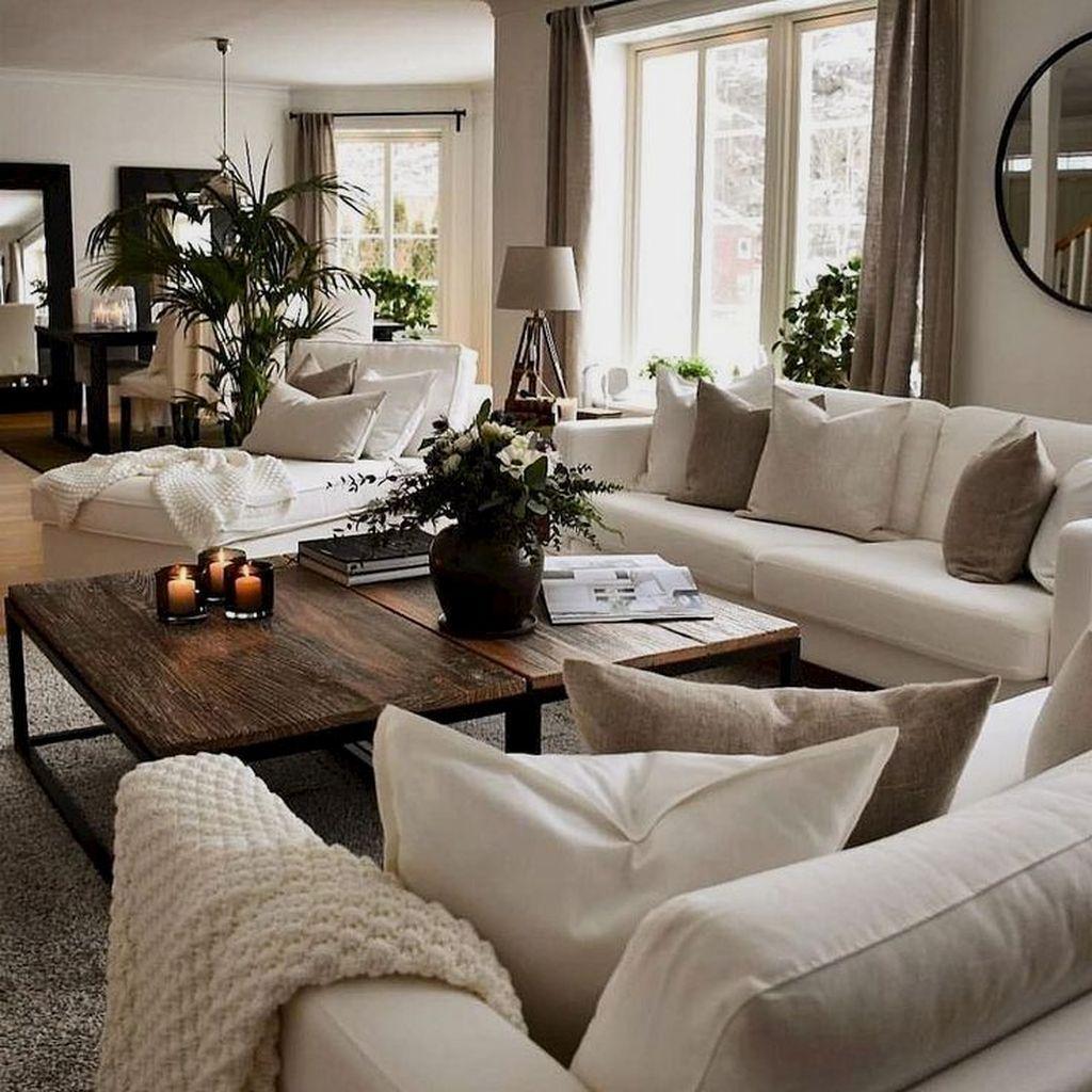 Awesome Minimalist Contemporary Living Room Decor Ideas 27