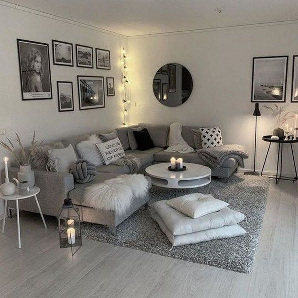 Brilliant Small Apartment Decorating Ideas You Need To Try 03