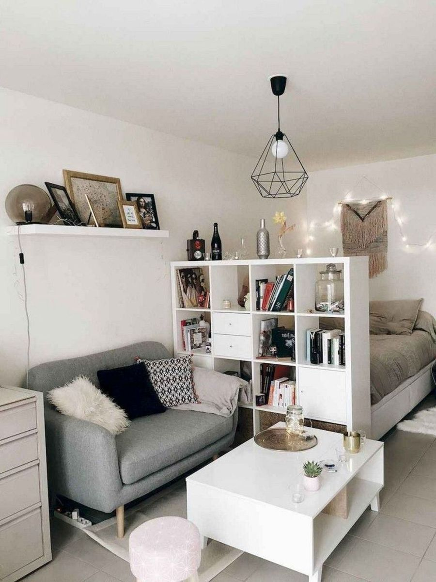 Brilliant Small Apartment Decorating Ideas You Need To Try 09