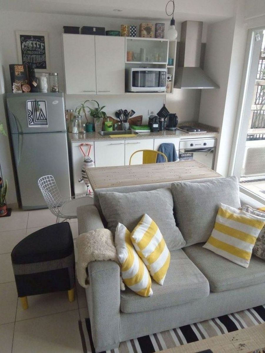 Brilliant Small Apartment Decorating Ideas You Need To Try 19