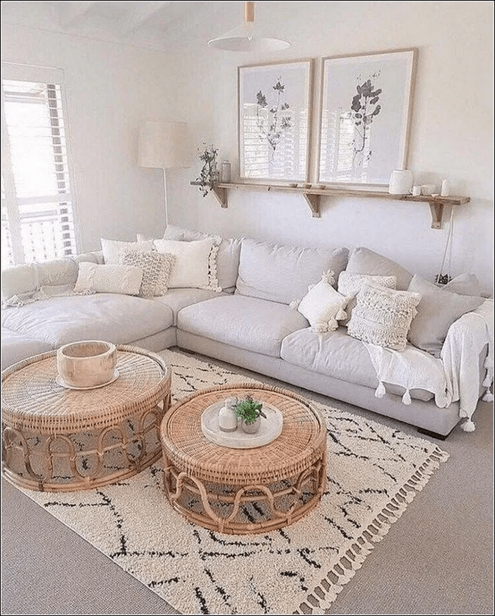 Brilliant Small Apartment Decorating Ideas You Need To Try 31