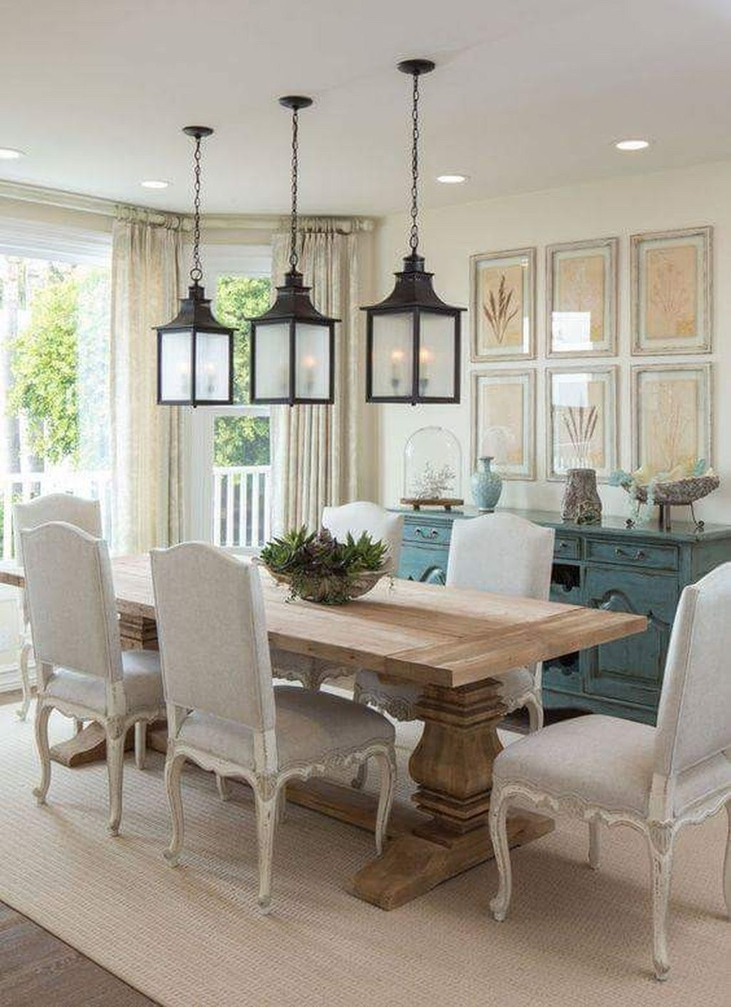 Fabulous Contemporary Dining Room Decorating Ideas 01