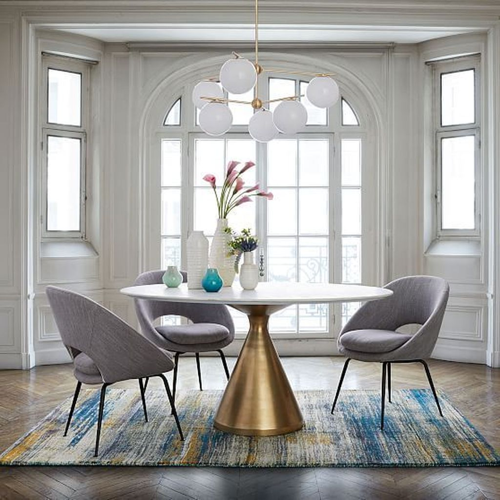 Fabulous Contemporary Dining Room Decorating Ideas 16