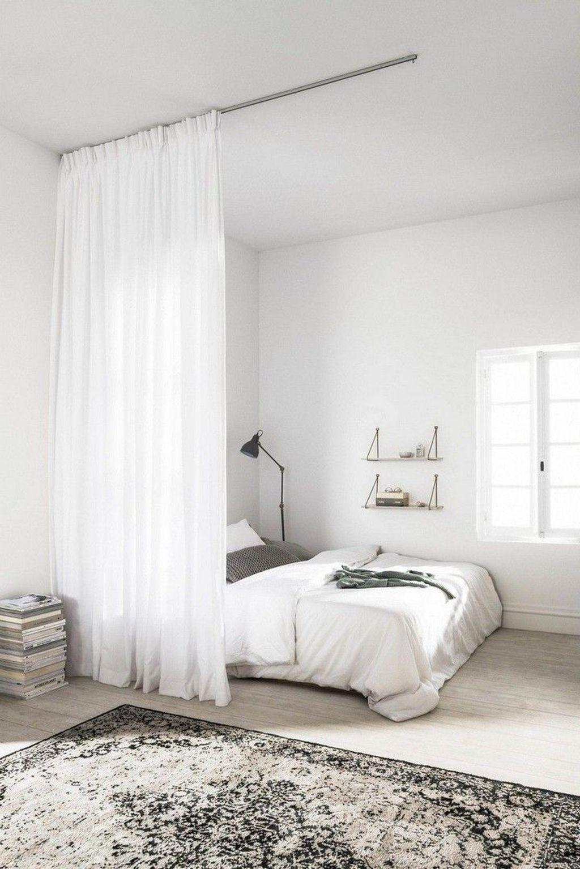 Fabulous Small Apartment Bedroom Design Ideas 12