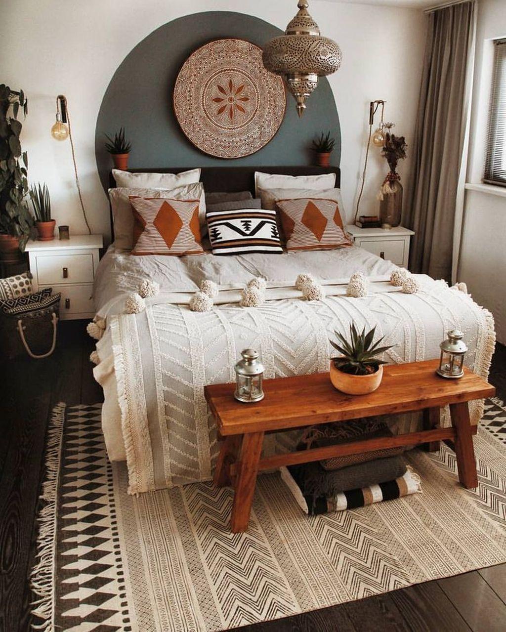 Fabulous Small Apartment Bedroom Design Ideas 19