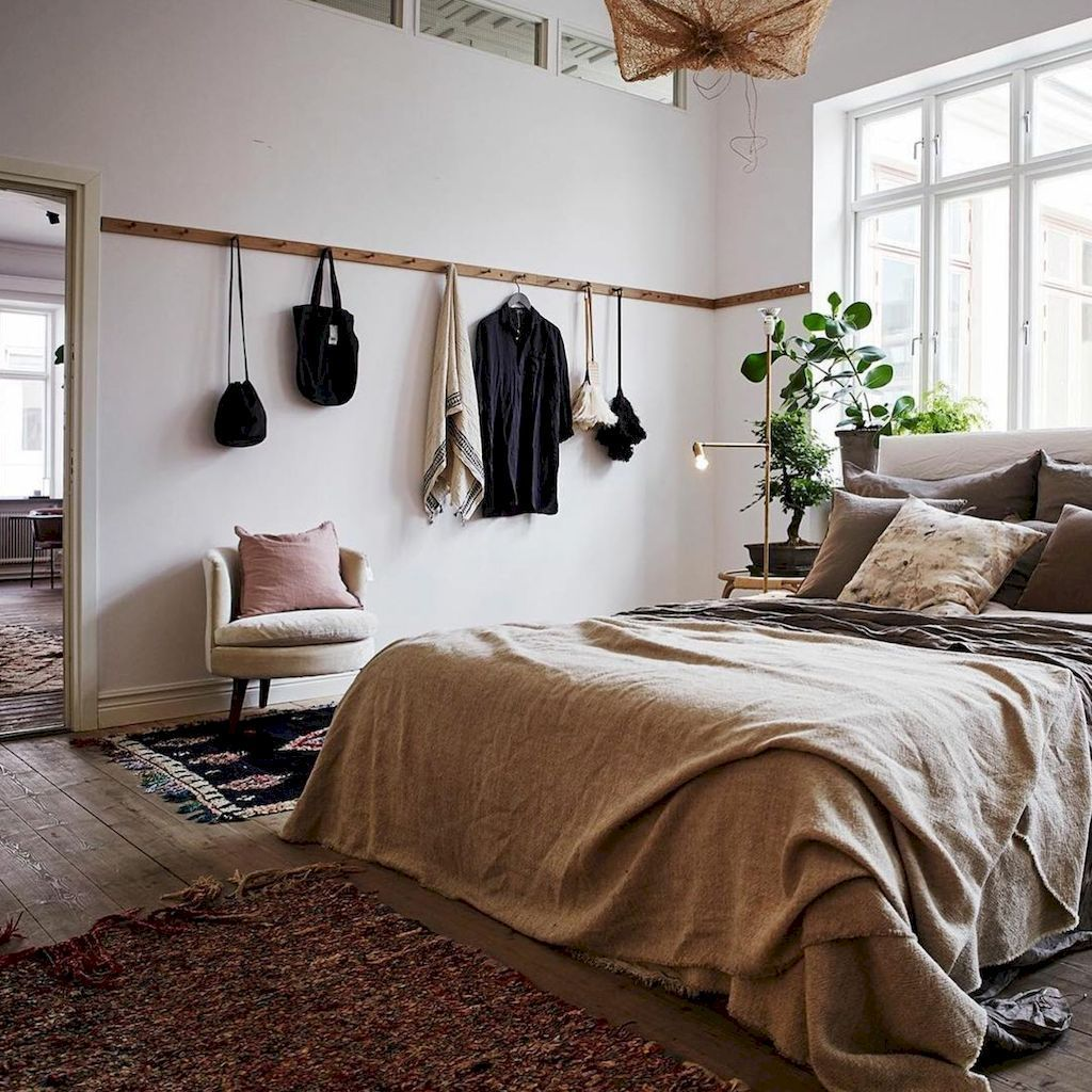 Fabulous Small Apartment Bedroom Design Ideas 31