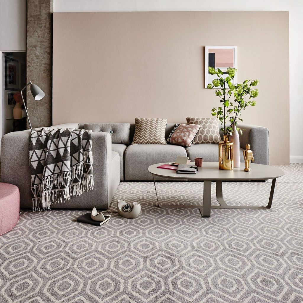 Fascinating Living Room With Carpet Decorating Ideas 01