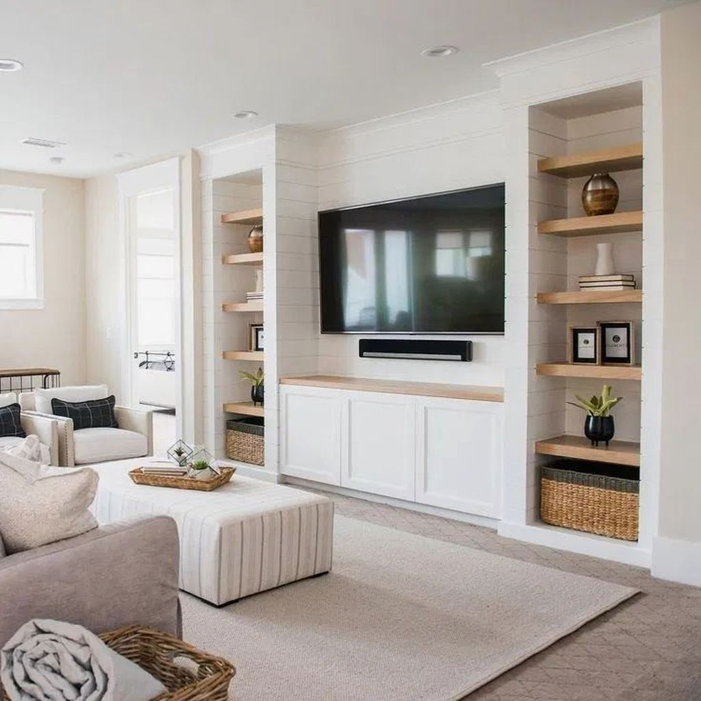 Fascinating Living Room With Carpet Decorating Ideas 31